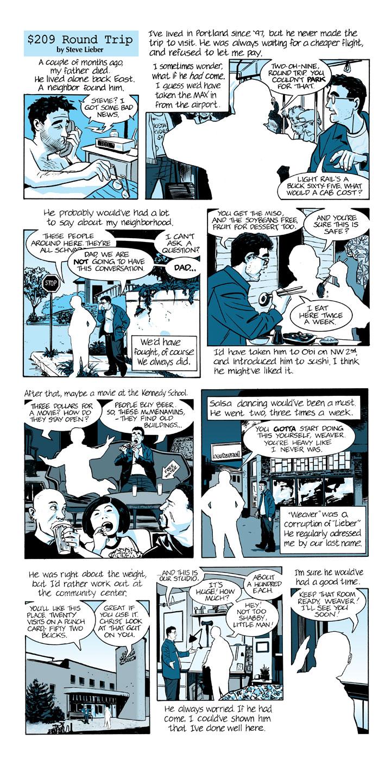 download a bunch of my comics steve lieber